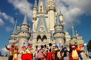 Η Disneyland έχασε ένα εκατ. επισκέπτες το 2013